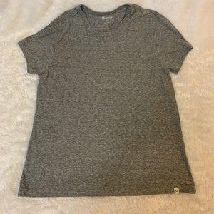 Madewell men's plain gray t-shirt size small